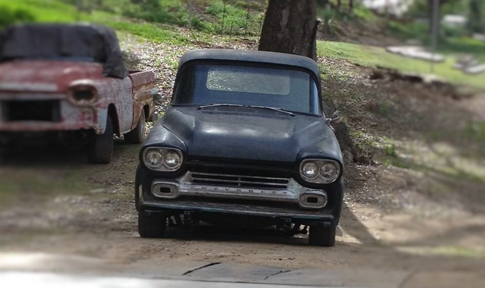 Open Road Chevrolet >> First Truck: The '59 Apache (update) > The Barn