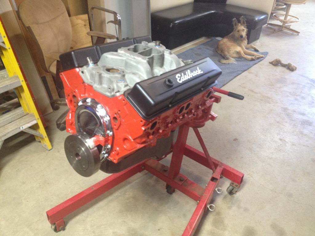 1959 Chevrolet Apache 350 Engine Rebuild Gt The Barn