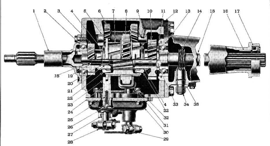 muncie 319 transmission archives  u0026gt  the barn